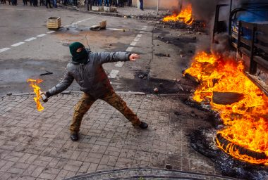 Low Interest Rates Are Crushing Young People and Fueling Global Riots