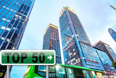 Shenzhen Stock Exchange Launches Index of Top 50 Blockchain Public Companies