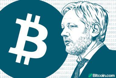 Wikileaks Gathers $37M in BTC Since 2010 - Over $400K Sent After Julian Assange's Arrest