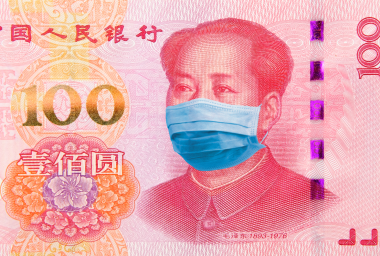 China Is Scrubbing Cash Notes to Stop Virus Spreading so Its Government Paper Money Won't Kill You