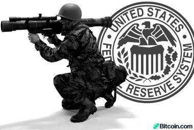 Financial Bazookas Revealed - Market Strategists Believe the Fed Will Purchase Stocks Soon