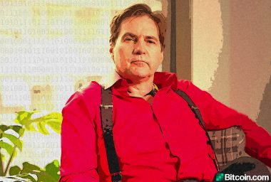 Billion-Dollar Bitcoin Lawsuit Continues – Craig Wright Ordered to Pay Legal Fees