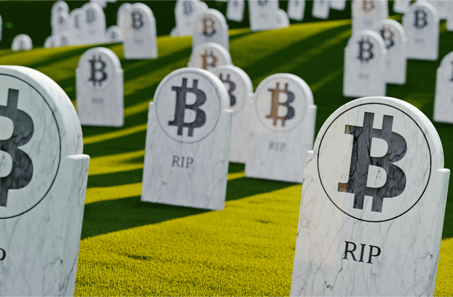 Rumors of Bitcoin's Death Are Greatly Exaggerated