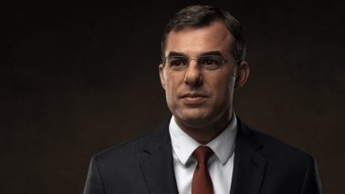 Justin Amash Reveals Third-Party Presidential Bid: Pro-Bitcoin Libertarian Candidate Targets Trump's Seat