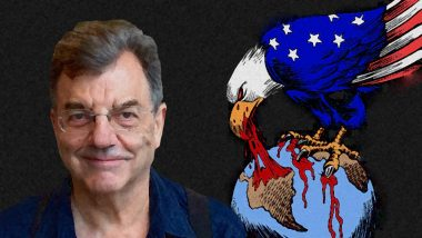 Famed Economist Speaks: 'US Coronavirus Bailout Scam,' American Imperialism, De-Dollarization