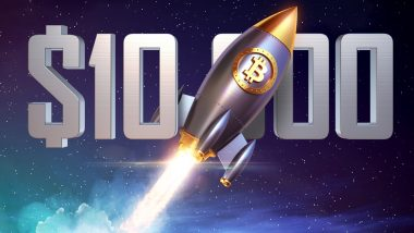 Bitcoin Price Touches $10K Amid 2020's Macroeconomic Storm and Covid-19 Fears