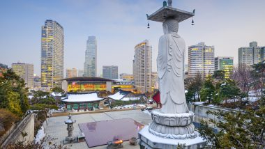South Korea to Start Taxing Bitcoin Profits in 2021