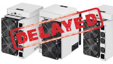 Bitmain Delays Delivery of Bitcoin Miners as Co-Founders Battle for Company Control