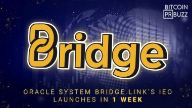 Bridge Oracle IEO Launches with Bitcoin.com Co-Founder Mate Tokay as Advisor