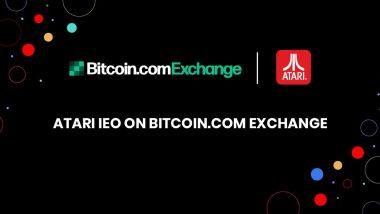 Atari Announces IEO Collaboration and Listing of the Atari Token with Bitcoin.com Exchange
