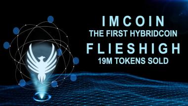 IMCoin (IMC) Flies High