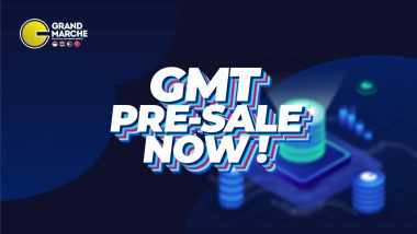 GMT Token Pre-sale is Live Now