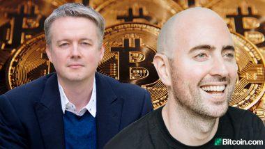 Big Tech Execs 'Jump on the Bitcoin Wagon'