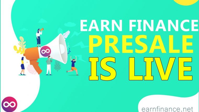 Earnfinance Is a Powerful DeFi Platform for Staking, Farming and Borrowing - YFE Presale Is Live