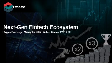 Meet Exchase.io: All-in-One Fintech Service Provider Announces Token Sale