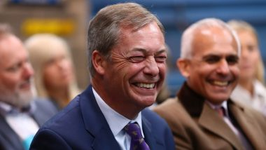 British Politician Nigel Farage Says Bitcoin Is the Ultimate Anti-Lockdown Investment