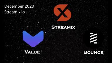 Streamix.io Launches High Yield APY DeFi Farming on ValueDeFi.io