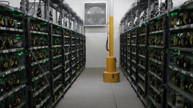 Marathon Purchases 10,000 Bitcoin Miners, Machines Will Max Out 100 Megawatt Montana Facility