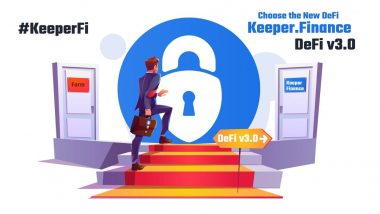 Keeper Finance: DeFi Version 3.0 - a Unique Job Matching DeFi Protocol - Public PRE-SALE Starts