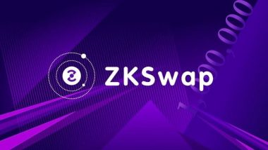 First AMM Layer2 DEX ZKSwap Announces Testnet Incentive Program with 1 Million ZKS Tokens Rewards