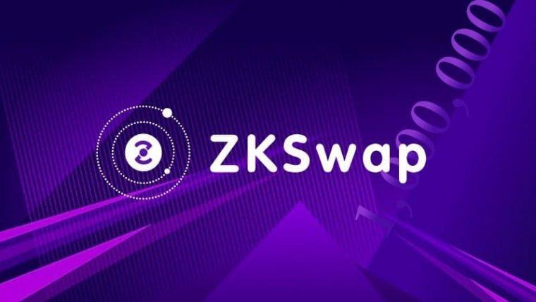 First AMM Layer2 DEX ZKSwap Announces Testnet Incentive Program with 1 Million ZKS Tokens Rewards